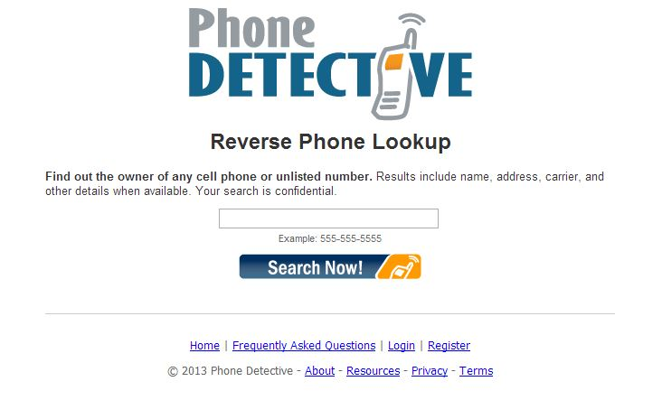 Cell Phone Number Directory - MobilePhoneNumber.com